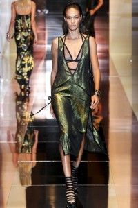 GUCCI SPRING 2014 COLLECTION - MILAN FASHION WEEK