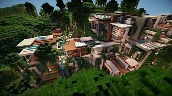 Mansions on pinterest for Modern house 5 keralis