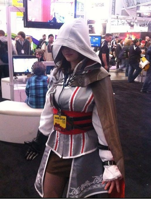 'Assassin's Creed' Cosplay Girls (Assassins Creed) - 3DJuegos