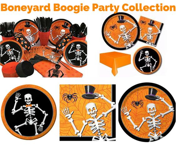 Boneyard Boogie Party Banner