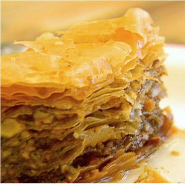 Growing Up Baklava…
