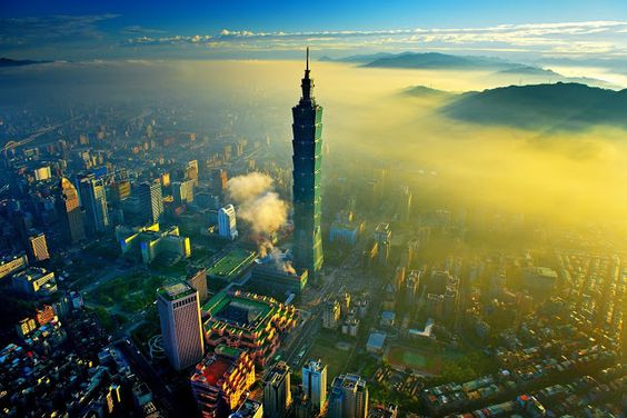 Tọa Độ Du Lịch Tháp Taipei 101 Niềm Tự Hào Của Người Đài Loan