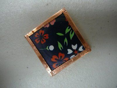 Clever Karen: Soldered Picture Frame Charm Class - Munro Crafts