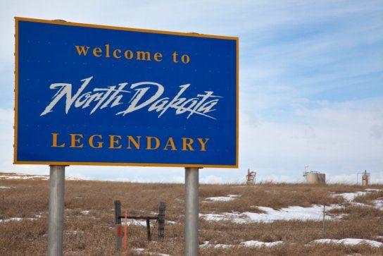 No. 43: North Dakota