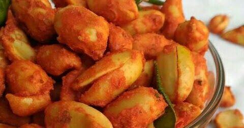 Kacang Thailand Resep Kacang Thailand Pedas Manis Cara Membuat Kacang Thailand Resep Masakan Resep Masakan