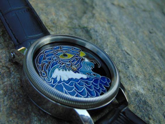 Enamel cloisonne. ( dial watch, icon, etc....) - Page 2 D21edaeb912b00fe5a20728d0b537999