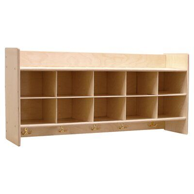 Wood Designs Contender Cubby Assembly Assembled Bin Colour No Trays Included Cubby Storage Wood Design Cubbies
