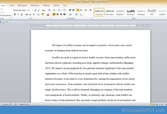 essay regarding corruption