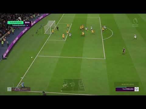 Manchester City Vs Brighton English Primera League 2019 Full Match Gameplay Fifa 19 With Images Manchester City Full Match Brighton