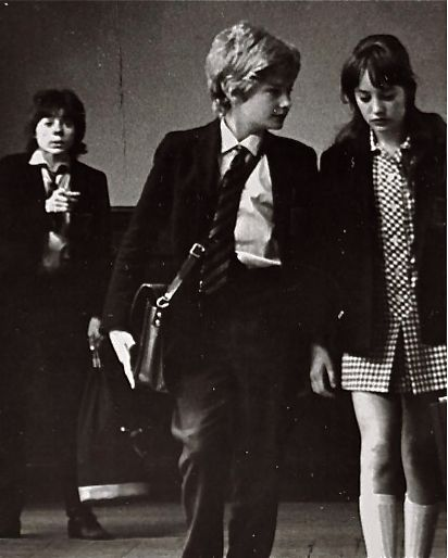 Poor Ornshaw <3  Tracy Hyde, Mark Lester, and Jack Wild.  Tracy Hyde was so perfect for this role....just sweet as apple pie :)