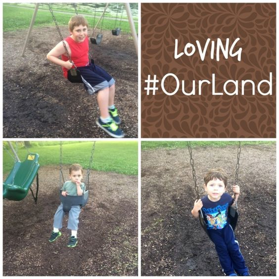 Loving #OurLand Outdoor Family Adventures