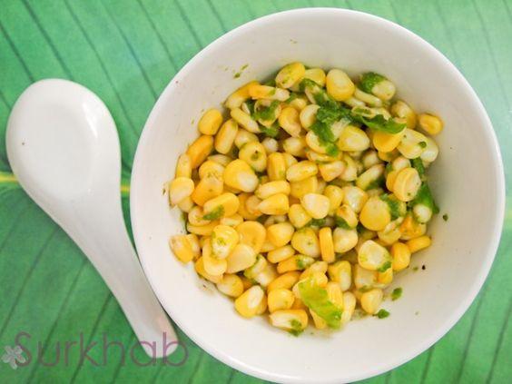 Spicy Sweet Baby Corn