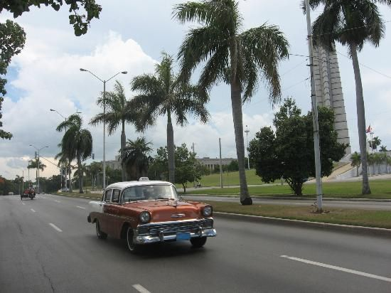 Plaza Civica (before) Plaza de la Revolucion (Now) Havana