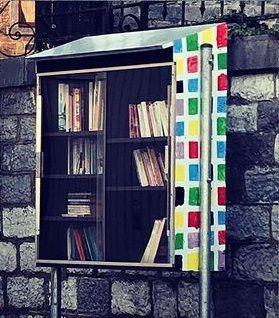 Boîte à Livres- Maillen