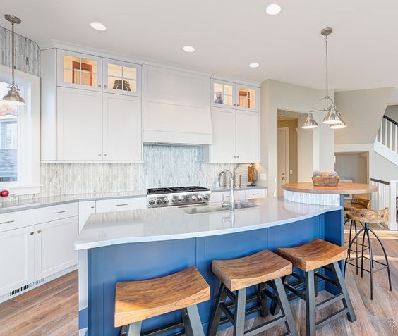 Kitchen island paint color benjamin moore mysterious mike schaap builders colors to fall in - Benjamin moore paint colors for kitchen ...