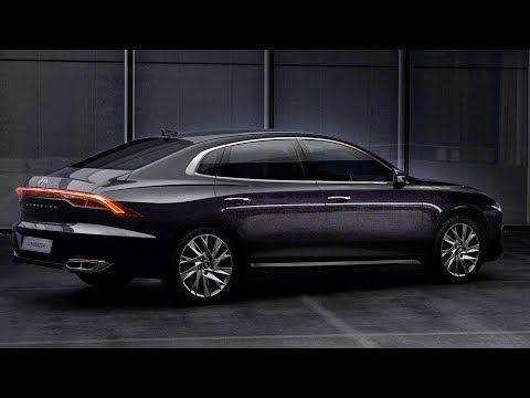 2020 Hyundai Grandeur Interior Exterior And Drive Youtube Hyundai Azera Hyundai Grandeur New Hyundai