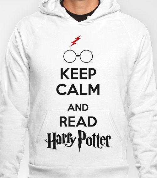 Keep Calm - Harry Potter 01 Hoody