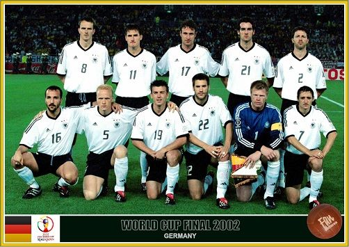 Fan Pictures 2002 Fifa World Cup South Korea Japan World Cup Teams World Cup German National Team