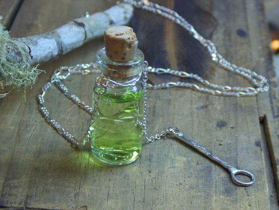 La Fee Verte's The Absinthe Fairy magick bubbles. by Chymiera, $74.00