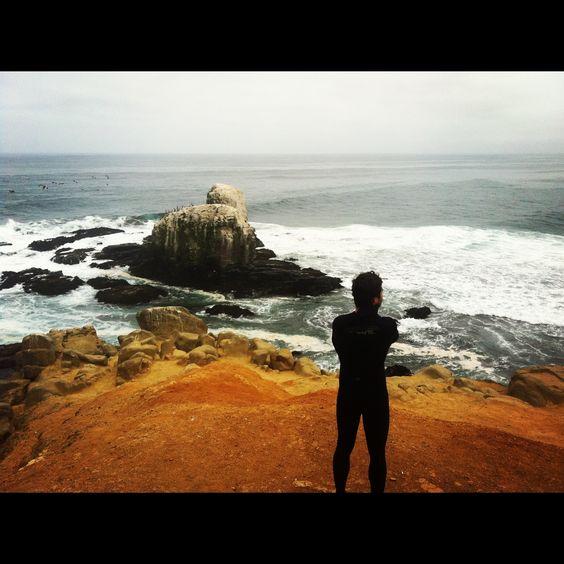 Punta de Lobos..