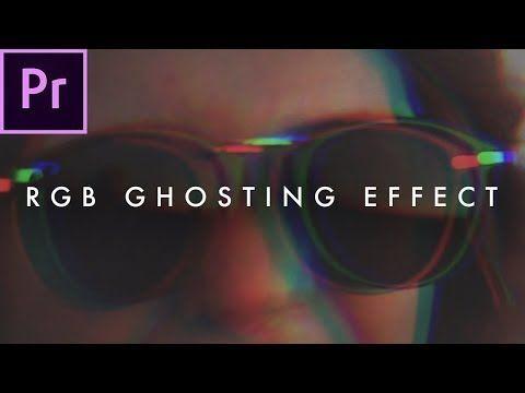 Free Rgb Split Preset Pack For Adobe Premiere Pro Rgb Distortion Tutorial Youtube Dr Kabeya Is A Sp Adobe Premiere Pro Premiere Pro Tutorials Premiere Pro
