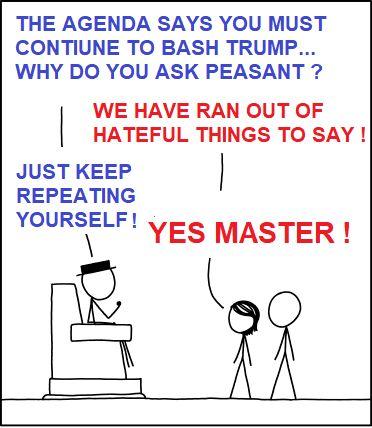 Bash Trump