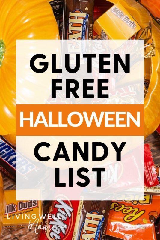 Gluten-Free Candy Halloween 2020 The BIG Gluten Free Candy List (Updated March 2020) in 2020