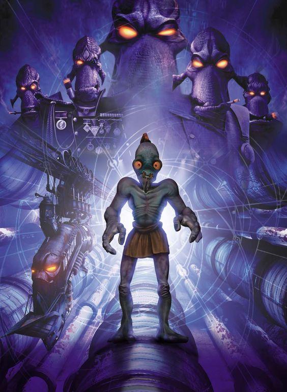 oddworld abe's exodus game free