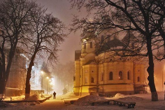 Rivne, Ukraine - First home :)