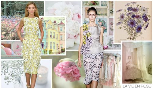 LAVIEENROSESpring Summer 2015 - Women's Top 5 Fashion Themes from Fashion Snoops