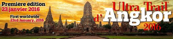 The Ultra-Trail d'Angkor 2016, a 128-kilometer race, will be held in Siem Reap province, home to the famous Angkor temples, on Jan. 23-24.Some 400 athletes from 29 countries have been so far registered to attend this new sport event, H.E. Vath Chamroeun, Secretary General of the National Olympic Committee of Cambodia, was quoted as saying by local media.