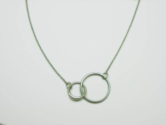 Zwei-Ringe-Kette