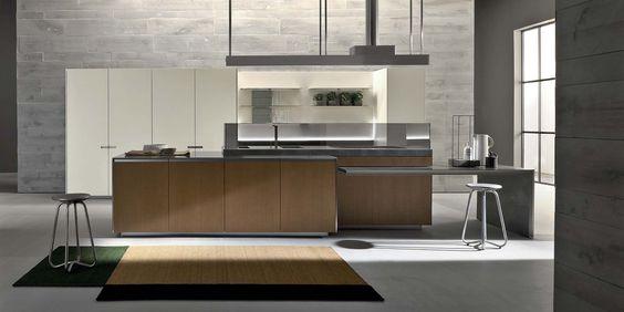Cucine Icon - Cucine Moderne di Design - Ernestomeda   Idee per la ...