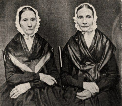 the great grimke sisters The invention of wings: the grimké sisters in charleston the museum there contains a great deal of the slave history of the grimké sisters in charleston.