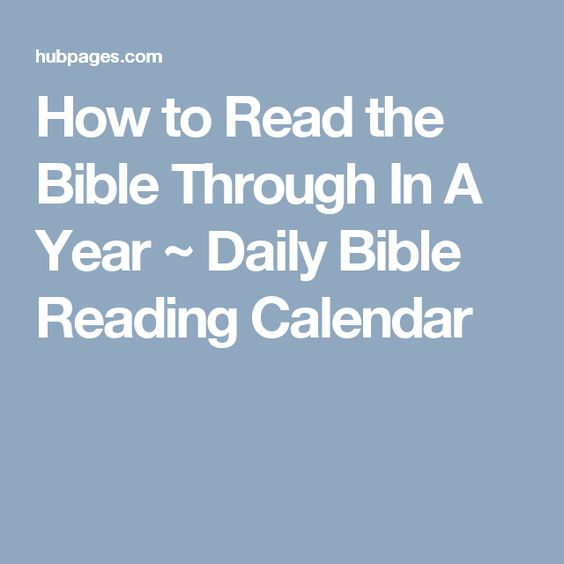 It is a picture of Satisfactory Read Through the Bible in a Year Printable Schedule