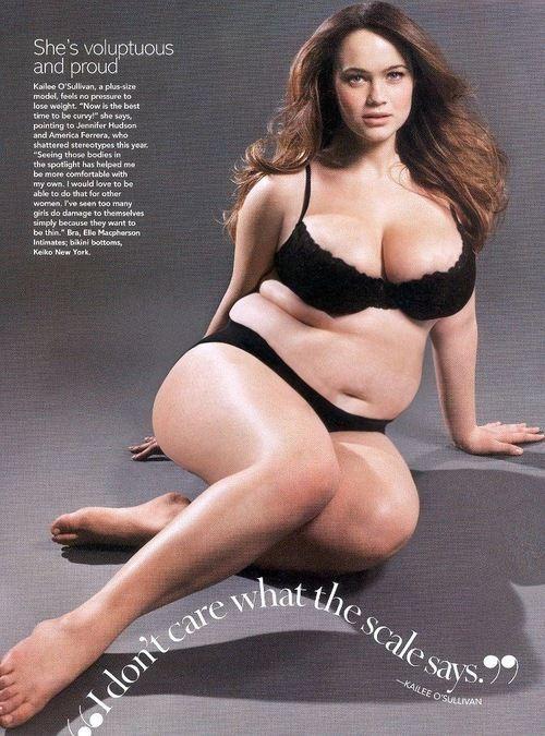 Loving a chubby woman