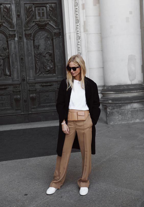 Минималистичный гардероб 2019 от Mija Flatau – Woman Delice