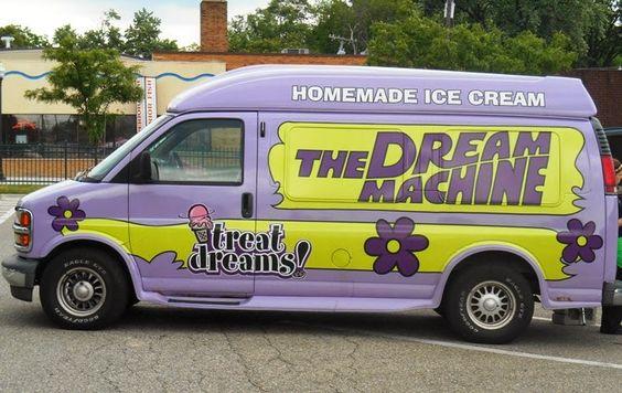 Treat Dreams - The Dream Machine Ferndale, Michigan
