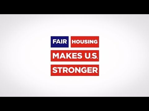50 Years Of The Fair Housing Act Reconciliation Trade Expo Understanding