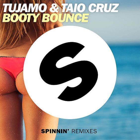 Tujamo, Taio Cruz – Booty Bounce acapella