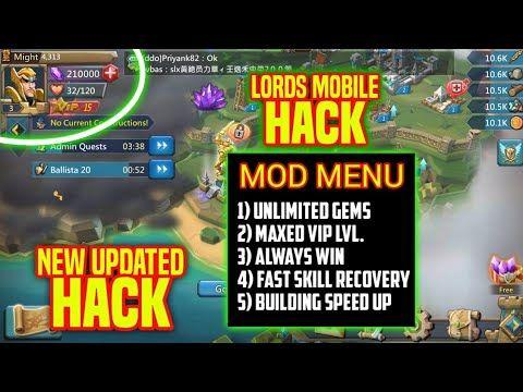 Lords Mobile Labyrinth Hack In 2020 Lords Mobile Point Hacks Free Gems