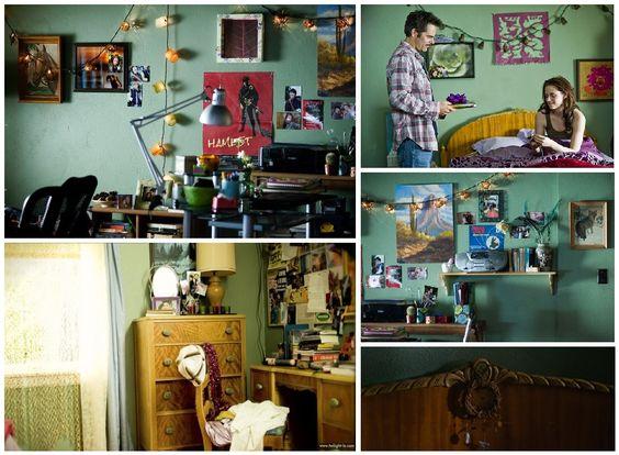 Bella Swan's Bedroom - Set From Twilight Saga