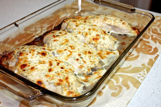 Easy, quick & low fat chicken recipe. Great for a busy weeknight ...