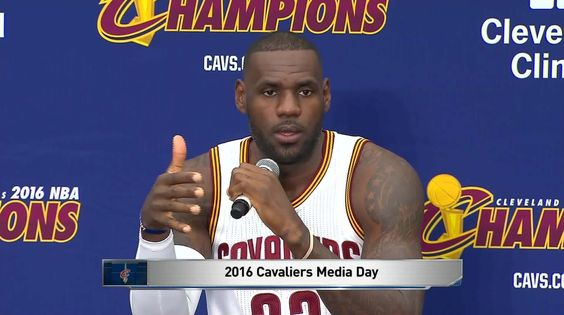 LeBron supports Kaepernick but will stand during anthem