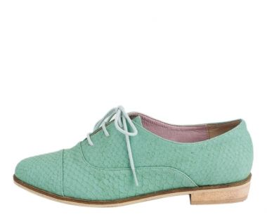 Maxfield Oxfords in mint