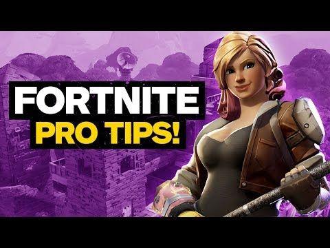 8 Fortnite Battle Royale Tips From Pro Streamer Gernaderjake Fortnite Tips Fortnite Download