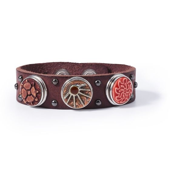 Noosa Amsterdam Armband Warrior Protection WCS-853-20