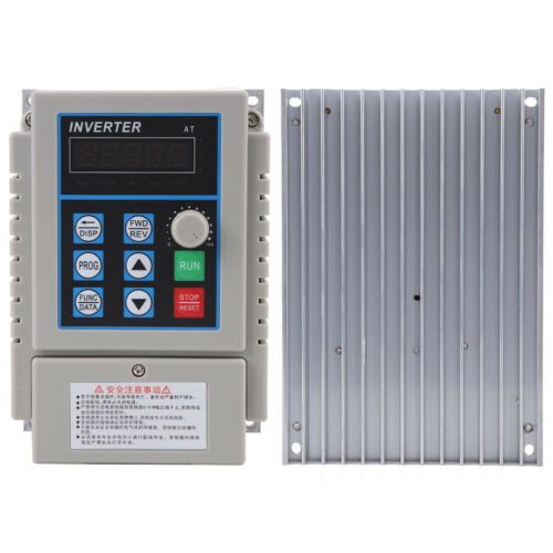 AC220V 1.5KW VFD Variable Frequency Drive Inverter Speed Controller Converter im