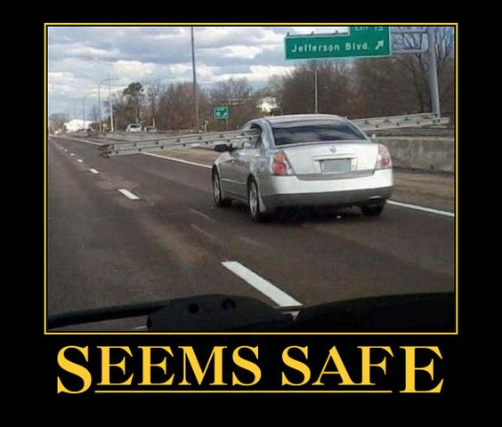Safety first by Colonel-Motivation.deviantart.com on @deviantART