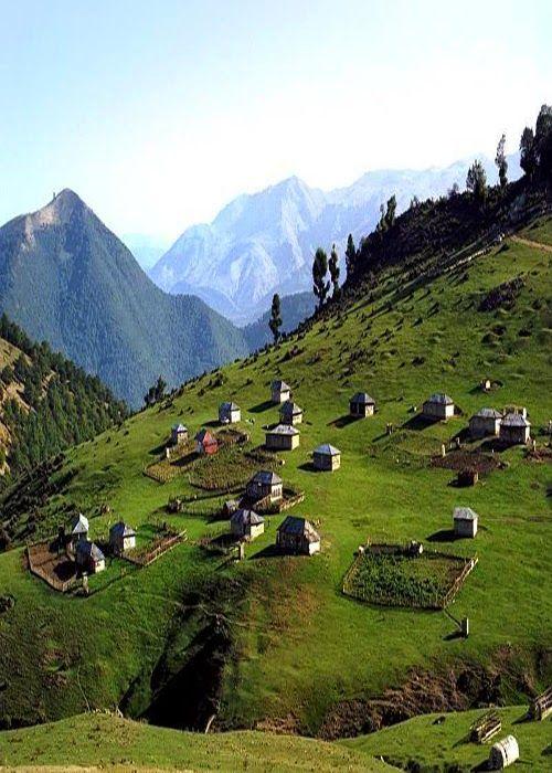 Gilan-Azerbaijan, North western, Iran.